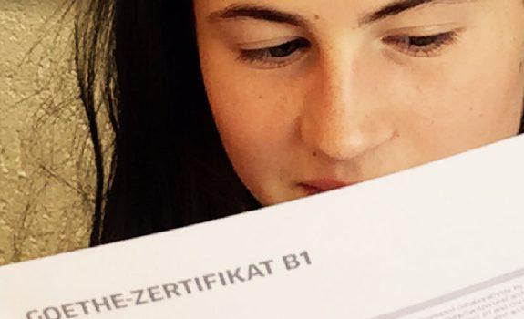 Goethe examens