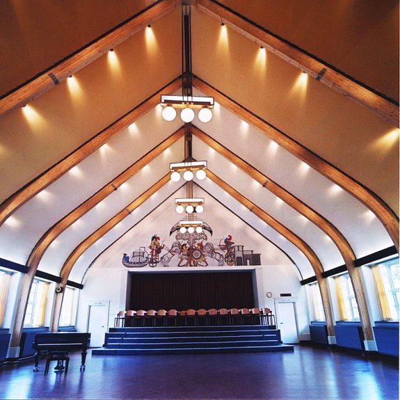 Vossius-Gymnasium-Aula