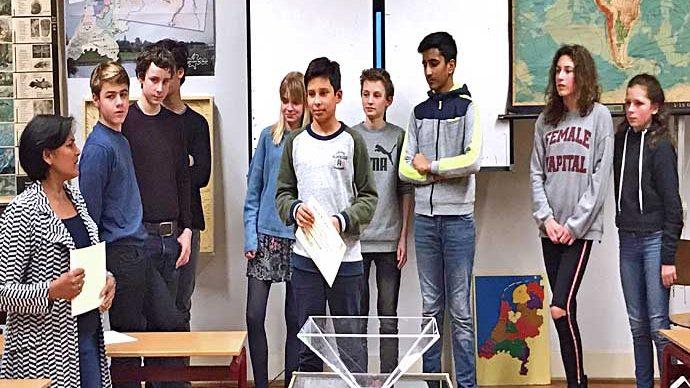 hoogbegaafden project Vossius