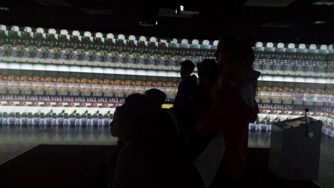 Bezoek filmmuseum EYE