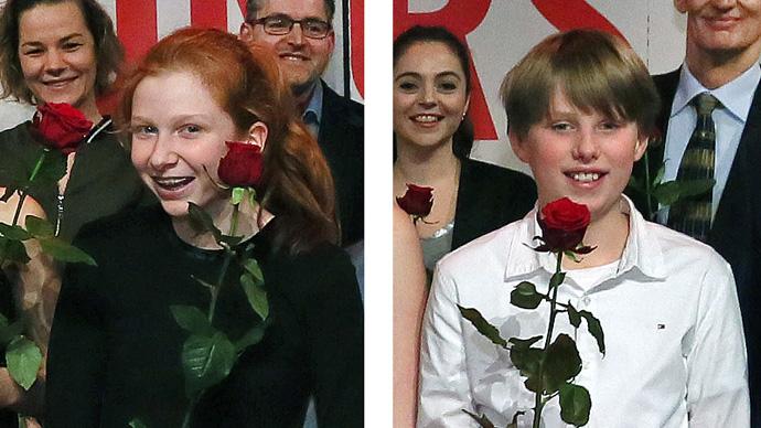 Prijswinnaars regionale Prinses Christina concours