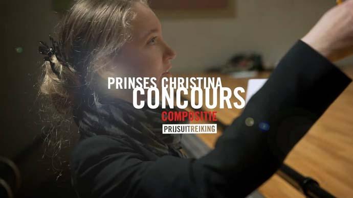 3e prijs Prinses Christina Compositie Concours